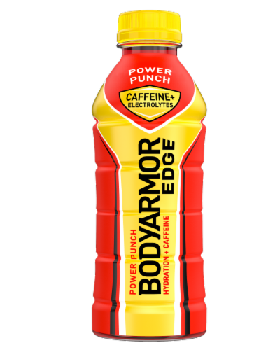 BODYARMOR Edge Power Punch Sports Drink Perspective: front