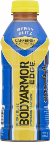 BODYARMOR Edge Berry Blitz Sports Drink Perspective: front