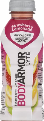 BODYARMOR Lyte Strawberry Lemonade Sports Drink Perspective: front