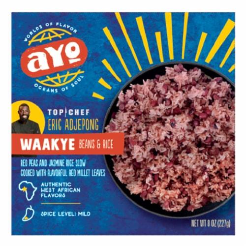 AYO Foods Waakye Perspective: front