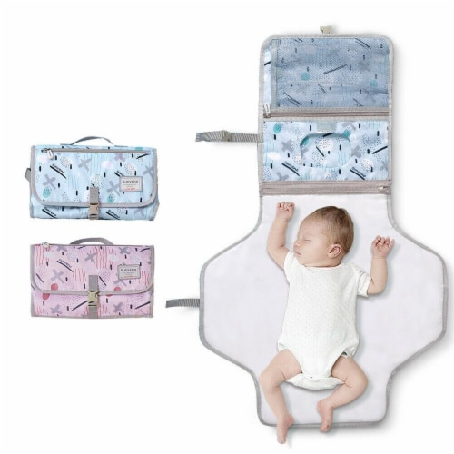Foldable Changing Pad Perspective: front