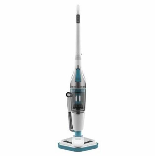 BLACK+DECKER BDXSMV190G Corded Vacuum + Steam Mop Perspective: front