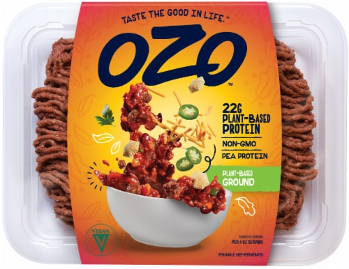 OZO Plant Based Ground Perspective: front