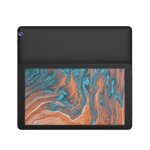 Core Innovations Android Tablet - Black Perspective: front
