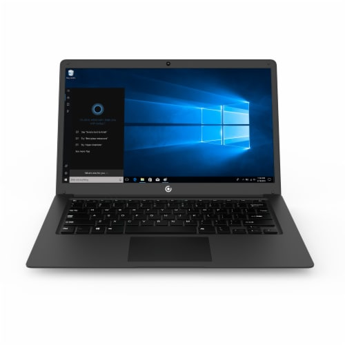 Core Innovations Convertible Touchscreen Laptop Perspective: front