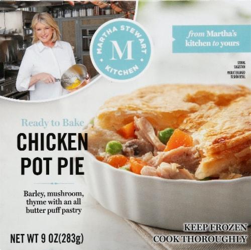 Martha Stewart Kitchen Chicken Pot Pie Perspective: front