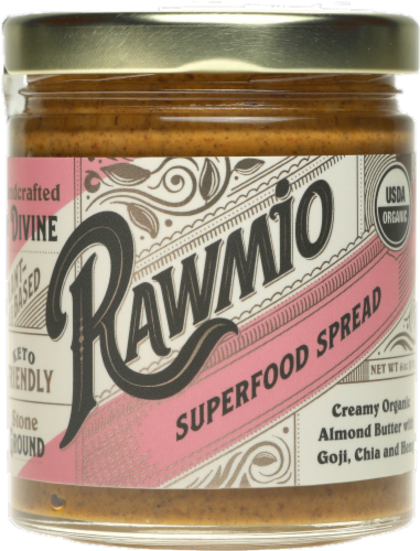Rawmio Superfood Spread Perspective: front