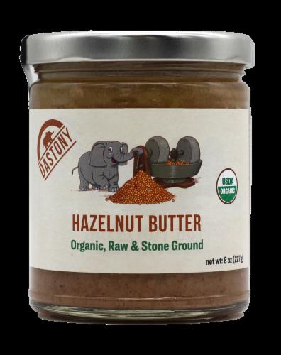 Dastony Organic Hazelnut Butter Perspective: front