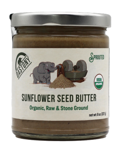 Dastony Sunflower Seed Butter Perspective: front