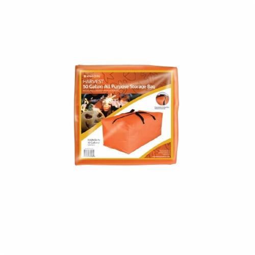 Simple Living Solutions Multi-Purpose Storage Bag - Orange Perspective: front