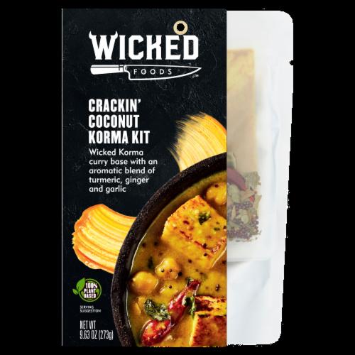 Wicked Foods Crackin' Coconut Korma Kit Perspective: front