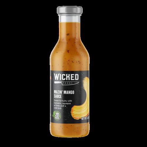 Wicked Foods Mazin' Mango Sauce Perspective: front