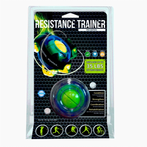 PBLX Sports Pro Hand and Arm Resistance Trainer Perspective: front