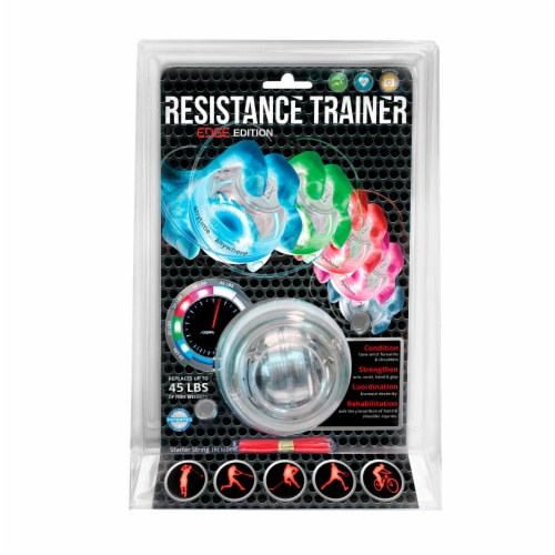 PBLX Edge Edition Resistance Trainer Perspective: front