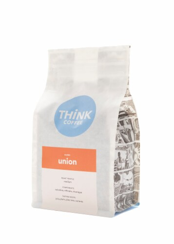 Union Blend Ground Coffee Perspective: front