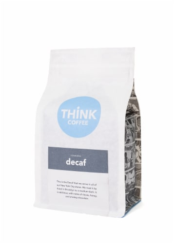 Decaf Honduras Ground Coffee Perspective: front