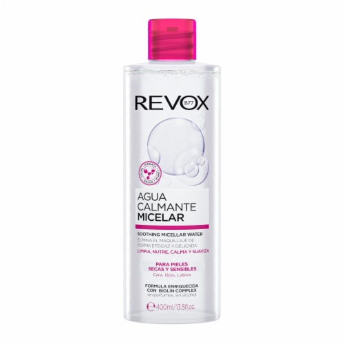 Revox Micellar Water Soothing Perspective: front