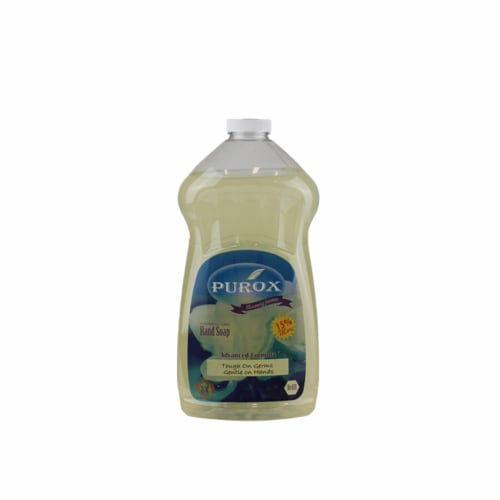 PUROX BLOOMING JASMIN Refill Hand Soap Perspective: front