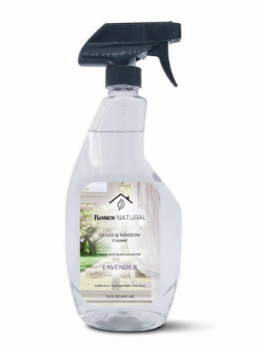 Glass & Window Cleaner - Lavender Perspective: front