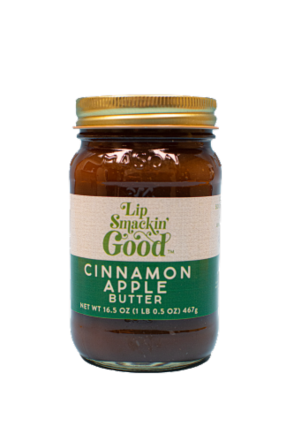 Cinnamon Candy Apple Butter Perspective: front