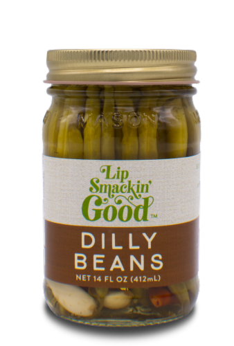 Dilly Beans Perspective: front