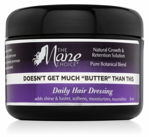"""The Mane Choice Doesn't Get Much """"Butter"""" Than This Daily Hair Dressing Perspective: front"""