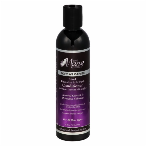 The Mane Choice Soft As Can Be 3-in-1 Conditioner Perspective: front