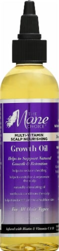 The Mane Choice Growth Oil Perspective: front