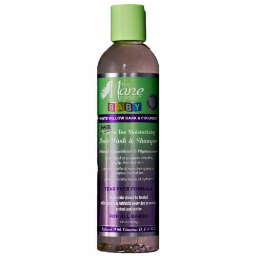 Mane Choice Baby Hair -Toe Wash And Shampoo Perspective: front