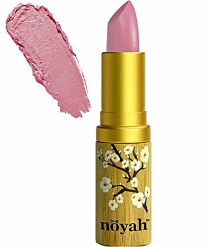 Noyah Desert Rose Natural Lipstick Perspective: front