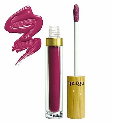 Noyah Malbec Natural Lip Gloss Perspective: front