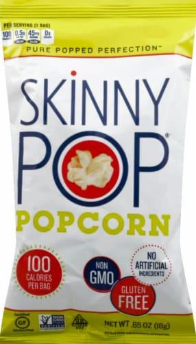 SkinnyPop Original Popcorn Perspective: front