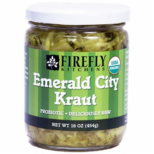 Firefly Kitchens Emerald City Kraut Perspective: front