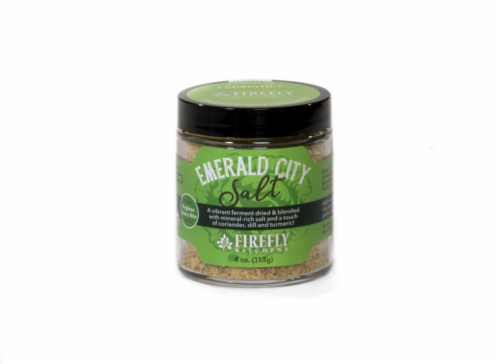 Firefly Kitchens Emerald City Salt Perspective: front