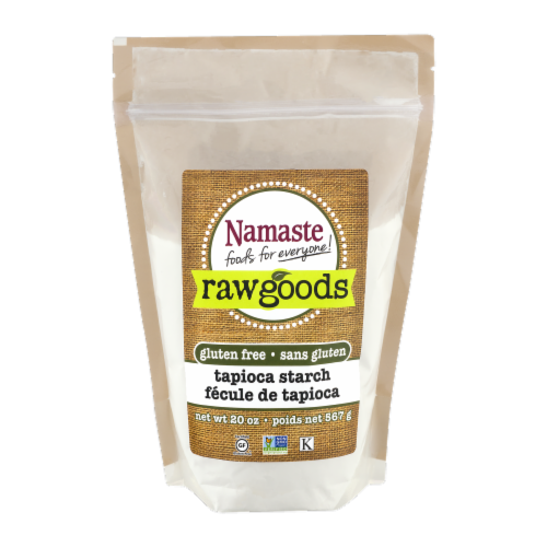 Namaste Raw Goods Gluten-Free Tapioca Starch Perspective: front