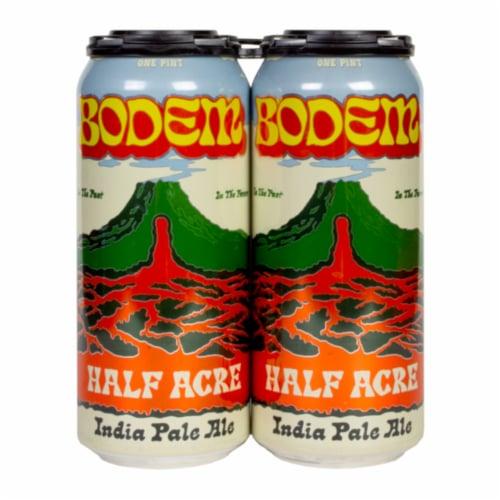 Half Acre Vallejo India Pale Ale Perspective: front