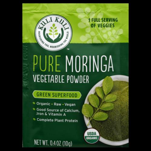 Kuli Kuli Pure Moringa Vegetable Power Perspective: front
