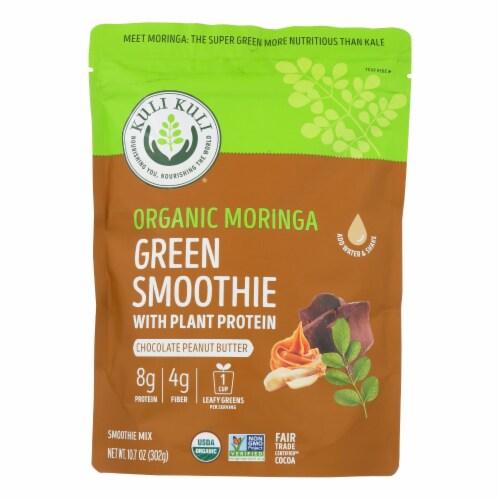 Kuli Kuli Organic Moringa Green Smoothie Mix - 1 Each - 10.7 OZ Perspective: front