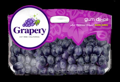 Gum Drop Grapes Perspective: front