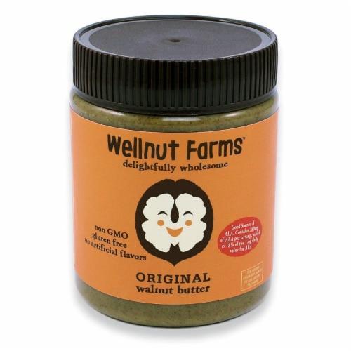 Wellnut Farms Original Walnut Butter Perspective: front