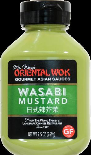 Oriental Wok Wasabi Mustard Perspective: front