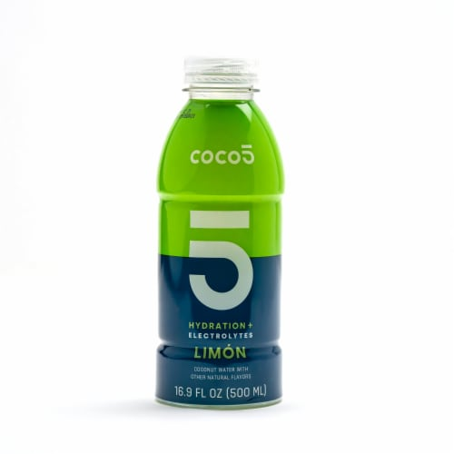 Coco5 Limon Coconut Water Perspective: front