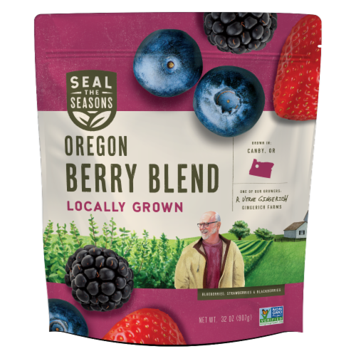 Seal the Seasons Oregon Berry Blend Perspective: front