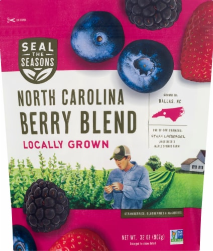 Seal the Seasons Frozen North Carolina Berry Blend Perspective: front
