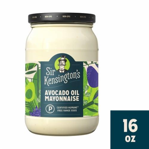 Sir Kensington's Avocado Oil Mayonnaise Perspective: front