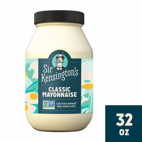 Sir Kensington's Classic Mayonnaise Perspective: front