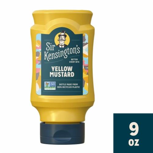 Sir Kensington's Yellow Mustard Perspective: front