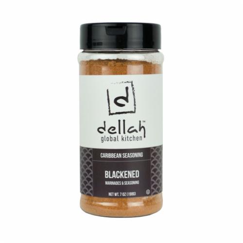 Dellah Kitchen  Blackened Seasoning Perspective: front