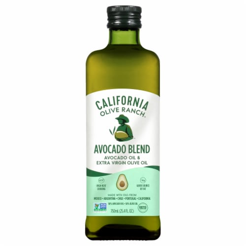 Califonia Olive Ranch Destination Series Avocado Oil Blend Perspective: front