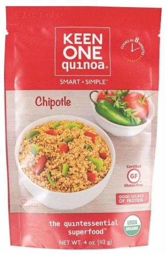 Keen One Chipotle Quinoa Perspective: front